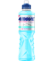 4MOVE PROFESSIONAL ISOTONIC DRINK MULTIFRUIT FLAVOUR PET 0,75 L