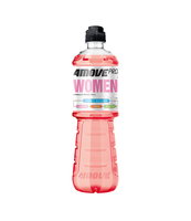 4MOVE PRO WOMEN ZERO SUGAR CRABNERRY & RHUBARB FLAVOUR PET 0,75 L