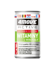 4MOVE VITAMIN DRINK WIT-MIN 150ML