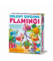 ODLEWY GIPSOWE- FLAMINGI