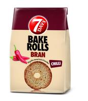 7 DAYS BAKE ROLLS BRAN CHILLI 160G