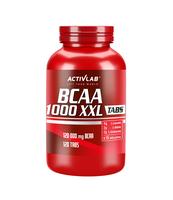 BCAA 1000 XXL TABS ACTIVLAB (120 TABLETEK)