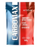 CARBOMAX ENERGY POWER DYNAMIC POMARAŃCZA ACTIVLAB (1000 GRAM)