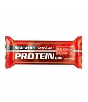 HIGH WHEY PROTEIN BAR ICE COFFEE ACTIVLAB (BATON 44 GRAM)