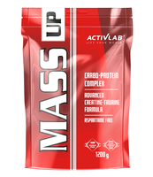 MASS UP WANILIA ACTIVLAB (FOLIA 1200 GRAM)