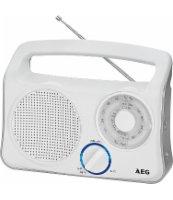 AEG RADIO TRANZYSTOROWE BIAŁY TR 4131