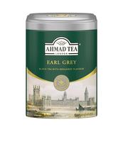 EARL GREY AHMAD TEA 100G PUSZKA