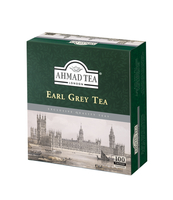 EARL GREY AHMAD TEA 100TBX2G