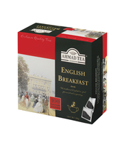 ENGLISH BREAKFAST AHMAD TEA 100TB*2G B/ZAWIESZKI