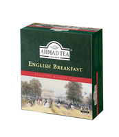 ENGLISH BREAKFAST AHMAD TEA 100TBX2G