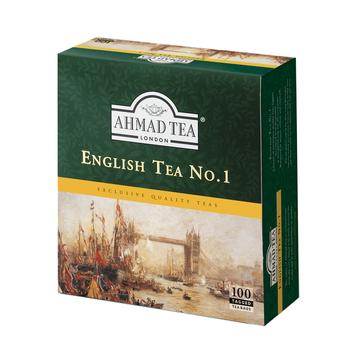 AHMAD TEA ENGLISH NO.1 100 TOREBEK x 2g