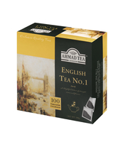 ENGLISH NO.1 AHMAD TEA 100TBX2G B/ZAWIESZKI