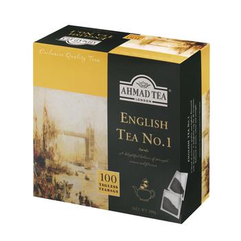 ENGLISH NO.1 AHMAD TEA 100TBX2G B/ZAWIESZKI