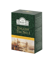 ENGLISH NO.1 AHMAD TEA LIŚĆ 100G