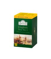ENGLISH TEA NO.1 AHMAD TEA 20TB ALU