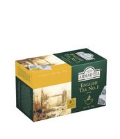 ENGLISH TEA NO.1 AHMAD TEA 40TBX2G B/ZAWIESZKI
