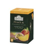 PEACH&PASSION FRUIT AHMAD TEA 20TB ALU