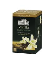 VANILLA TEA AHMAD TEA 20TB ALU