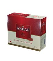 AKBAR CEYLON TEA 100TBX2G