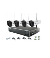 ZESTAW DO MONITORINGU ALKAM WIFI DVS-IP2240-4W