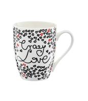 KUBEK 380ML CRAZY LOVE