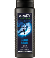 APART PREBIOTIC ŻEL POD PRYSZNIC 500ML FOR MEN COOL MAN