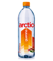 ARCTIC PLUS RABARBAR + GUARANA 0,75L