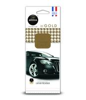 ZAPACH SAMOCHODOWY AROMA CAR PRESTIGE CARD GOLD
