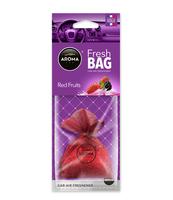 ZAPACH SAMOCHODOWY AROMA FRESH BAG RED FUITS