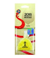 ZAPACH SAMOCHODOWY FRESH BAG FIFA 2018 VANILLA