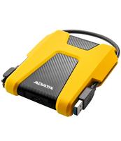 DYSK TWARDY ZEWNĘTRZNY ADATA HD680 1TB 2,5'' USB3.0 ŻÓŁTY