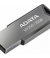 PAMIĘĆ USB ADATA 32GB FLASH DRIVE AUV250-32G-RBK USB2.0 SREBRNY