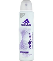 ADIDAS ANTYPERSPIRANT SPRAY DAMSKI ADIPURE 150 ML