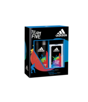 ADIDAS M TEAM 5 DEZODORANT NATURALNY SPRAY 75ML, DEZODORANT SPRAY 150ML
