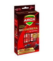 AROX MOSKITIERA 130X150 CZARNA