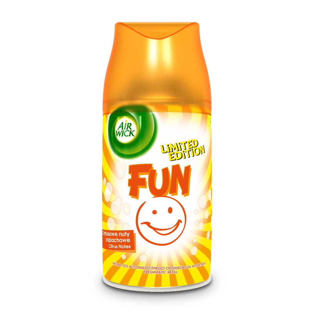 AIR WICK FRESHMATIC FUN 250 ML WKŁAD