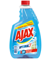 AJAX PŁYN DO SZYB OPTIMAL 7 MULTI ACTION 750ML ZAPAS