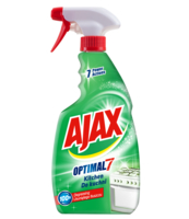AJAX SPRAY OPTIMAL 7 TŁUSZCZ I PLAMY 500ML