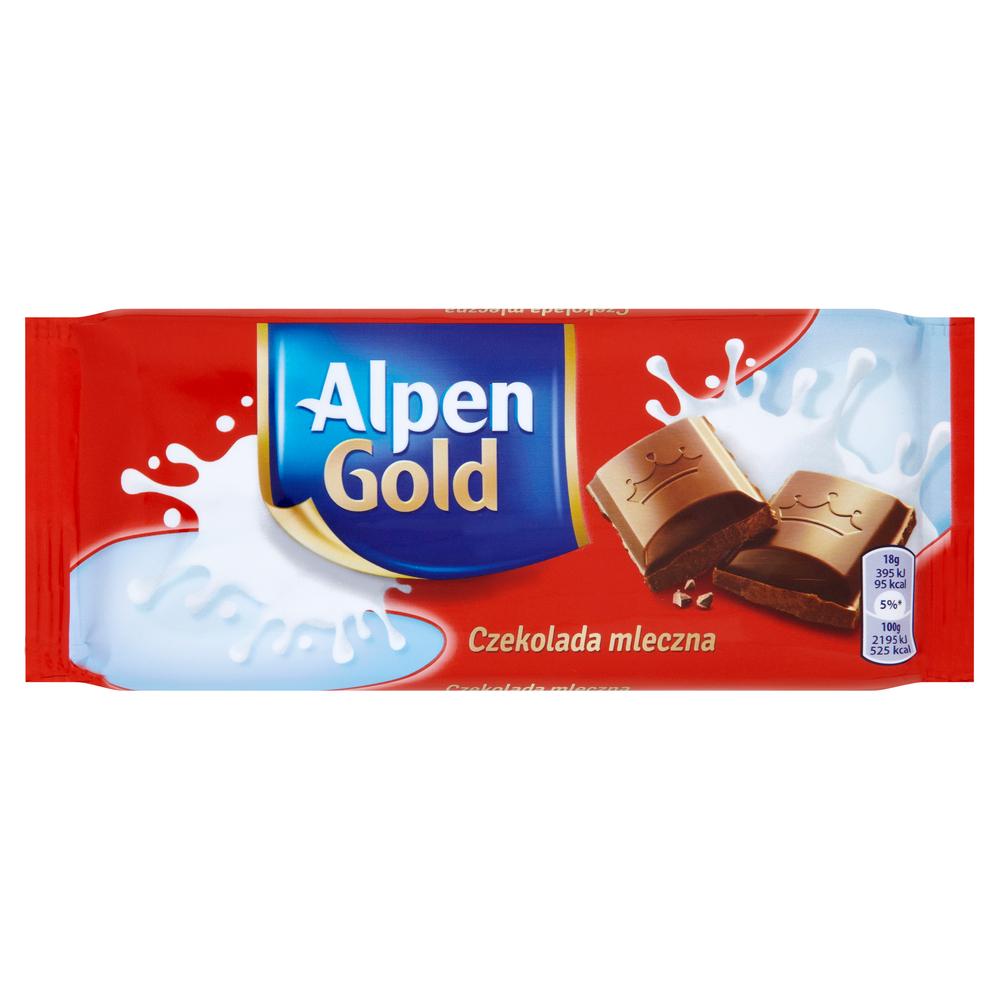 ALPEN GOLD MLECZNA 90G