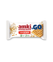 AMKI TO GO SEZAMKI Z QUINOA 18G