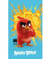 RĘCZNIK ANGRY BIRDS 70X120 CM