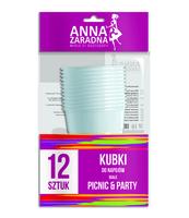 ANNA ZARADNA KUBKI DO NAPOJÓW 12SZT.