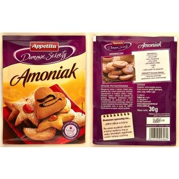 APPETITA DOMOWE SEKRETY AMONIAK 30 G