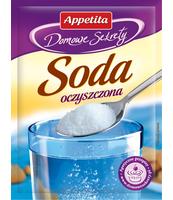 APPETITA DOMOWE SEKRETY SODA OCZYSZCZONA 30 G