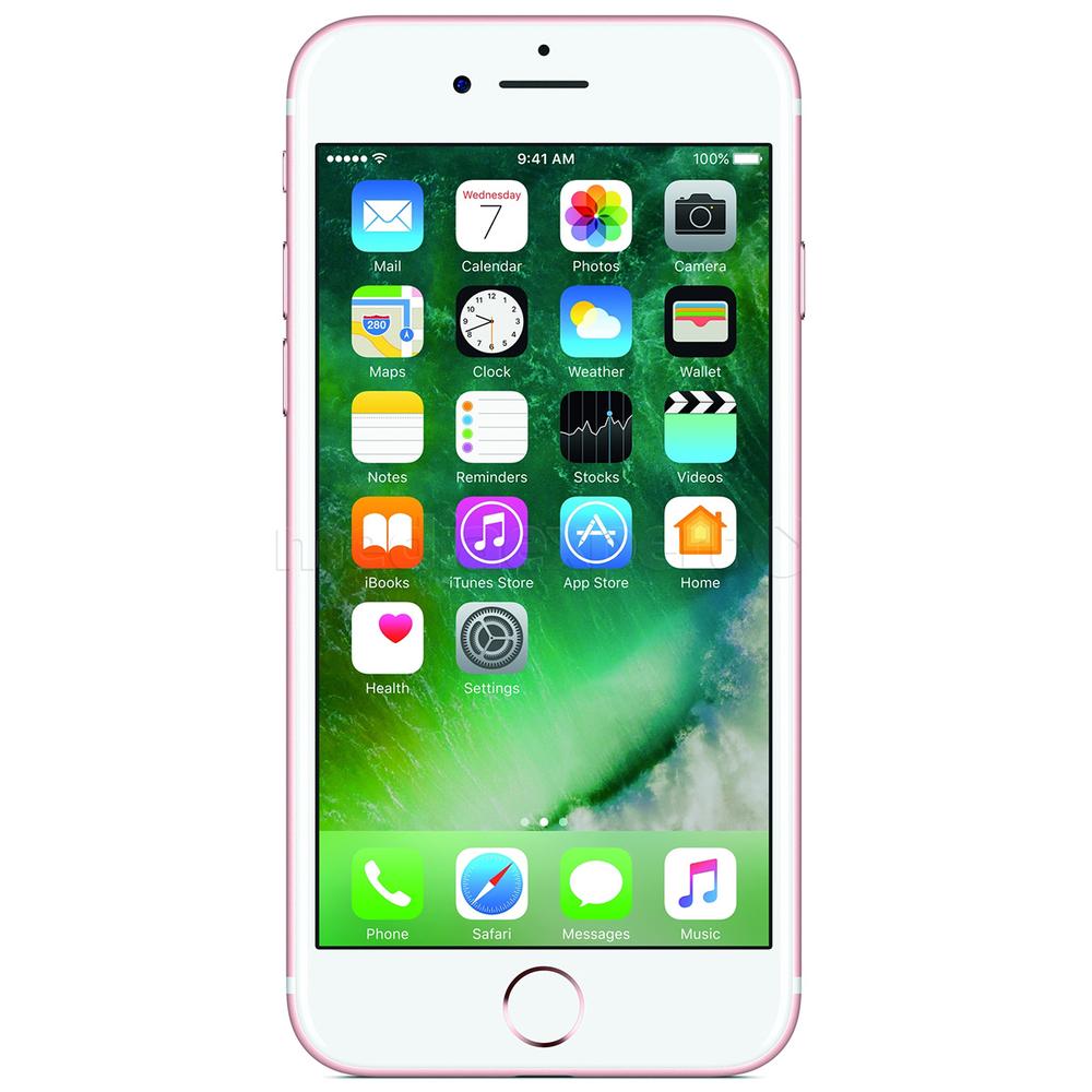 SMARTFON APPLE IPHONE 7 128GB RÓŻÓWE ZŁOTO REFABRYKOWANY