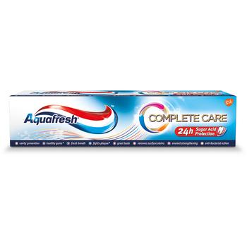 AQUAFRESH COMPLETE CARE 100ML