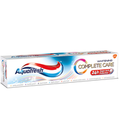 AQUAFRESH COMPLETE CARE WHITENING 100ML