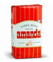 HERBATA YERBA MATE AMANDA KLASYCZNA 500G