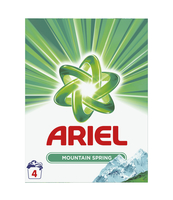 ARIEL MOUNTAIN SPRING PROSZEK DO PRANIA 300G/4PRANIA