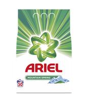 ARIEL MOUNTAIN SPRING PROSZEK DO PRANIA 3,75KG, 50 PRAŃ